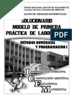 Desarrollo Del Modelo de Primera Practica Laboratorio_MNyP-I