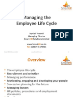 ICSA Managing the Employee Life Cycle