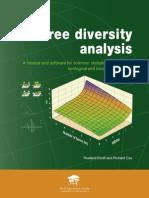 Analisys Diversity