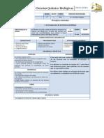 Planeacion de FCQB Dibujo Industrial