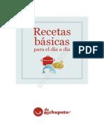 Recetas Básicas de Cocina [De Rechupete][PDF]