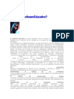 2do articulo Qué es el Software Educativo