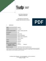MED1005 Nuevo Programa
