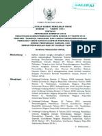 Pkpu No 6 Th 2013 Ttg Perubahan Ke 4 Tahapan Program Jadwal Pileg