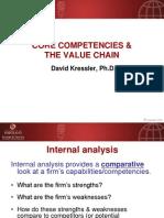 4-3 Core Comp - Value Chain