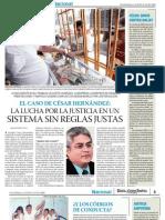El caso de César Hernández