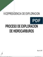 Proceso Hidrocarburos