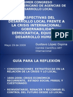 Dr. Gustavo López Ospina