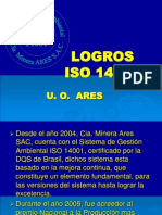Logros ISO 14001 -06-07