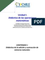 Clase 1 Didactica de Las Operaciones Matematicas