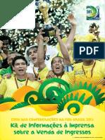 FIFA Confederations Cup 2013 - Ticket Media Info