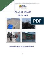 Plan de Salud 2013