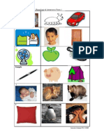 K-3 Phonological Progress Monitoring Pictures 1-3 2009-10