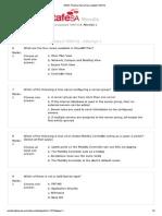 Aruba ACMA Practice Theory 6EWD Pt2