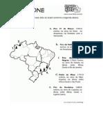 Relevo Do Brasil Atividade