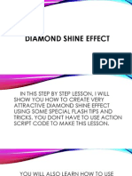 Diamond Shine Effect