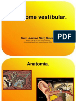 Sindrome Vestibular KarinaDiaz