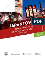 Japantown Cultureal Heritage and Economic Sustainability Strategy