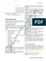 FEUM Formas Farmaceuticas