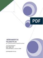 HERRAMIENTAS TELEMATICAS