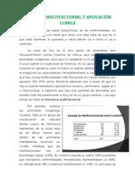 12.Herencia Multifactorial y Aplicacion Clinica