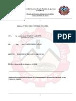informe Nº 1 -equipos de mecanica de rocass