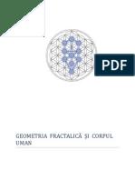 Geometria Fractalica Si Corpul Uman