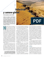 Agriculturai n Tens i Vay Cambio Global