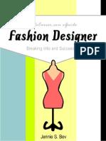 Fashion Designer eGuide