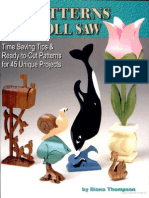 3d Patterns for the Scroll Saw