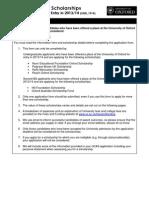 UND 1314 Guidance Notes