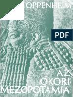 Oppenheim - Az ókori Mezopotámia