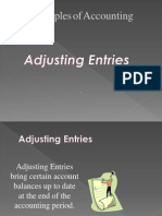 Adjusting Entries