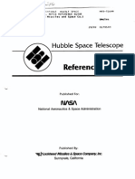 NASA Hubble Space Telescope Reference Guide