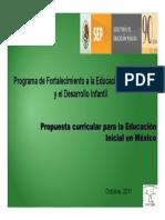 Programa de Fortalecimiento a la Educación Temprana