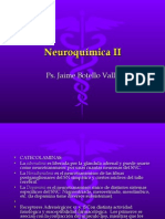 Neuroquímica 2. Ps. Jaime botello Valle