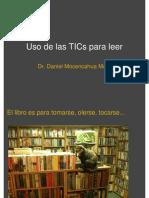 Uso de Las TICs Para Leer