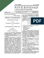 La Universidad Serie VII N_10