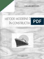 Metode Moderne de Calcul in Const Navei- O. Popovici, L. Domnisoru