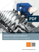 Industrial Gas Turbines De