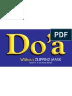 Judul No Clipping Mask