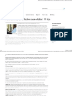 How to Write an Effective Sales Letter_ 11 Tips