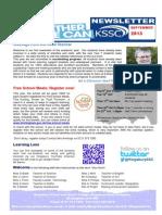 KSSC Newsletter Sep 2013
