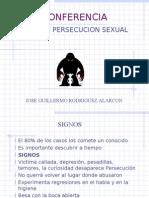 Abuso y Persecucion Sexual