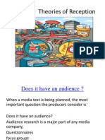 audience  theories of reception 2