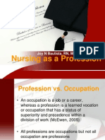 01 Nursing as a Profession(2)