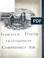 Illustrated Description of the Taylor Hydraulic Air Compressor and Transmission of Power by Compressed Air