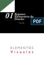 elementos del diseño