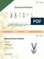 Shine like a diamond with these budget diamond pendants