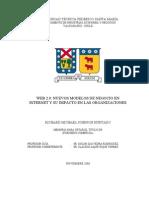 Web2 Modelos Negocio Chile
